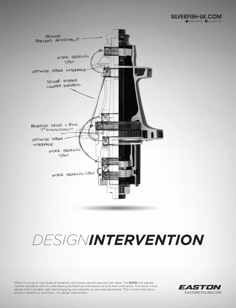 Devine Intervention Print Ad