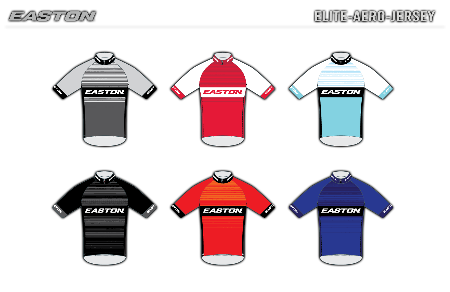 Easton Cycling Kits