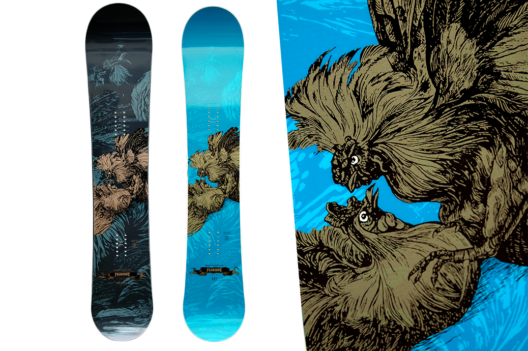 Option Snowboards: The Franchise