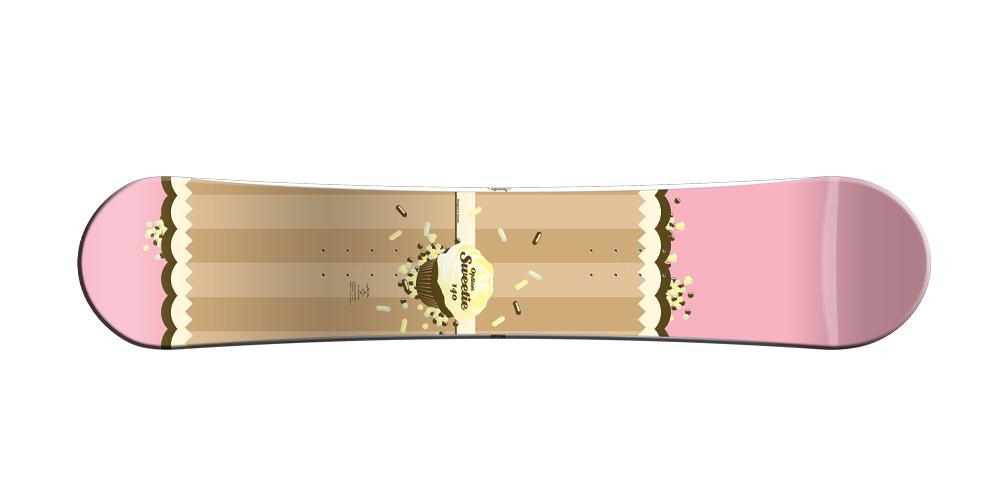 Sweetie Snowboard